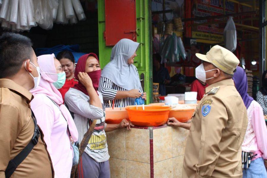 Awal Bulan Bekerja, Bupati Labuhanbatu Berikan Kenyamanan Kepada Masyarakat Kota Rantauprapat