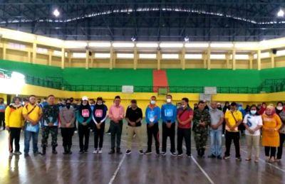 4 Putra-Putri Terbaik Labuhanbatu Ikuti Seleksi Paskibra Tingkat Provinsi