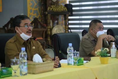 Bupati Labuhanbatu Sosialisasikan Visi Dan Misi Kepala Daerah dan Wakil Kepala Daerah
