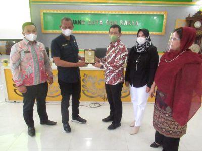 Pemerintah Kabupaten Labuhanbatu Silaturahmi Bersama Universitas Prima Indonesia