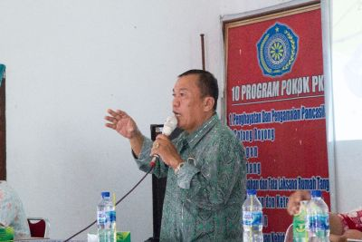 Tim Penanganan Stunting Labuhanbatu Sosialisasikan Perbub No 11 Tahun 2021 di Tiga Kecamatan