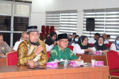 Tim Safari Ramadhan Pemkab Labuhanbatu Kunjungi Kecamatan Panai Hilir.